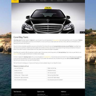 Coral Bay taxis